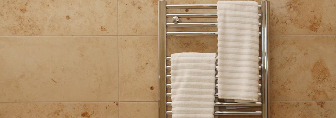 Radiateur sèche serviettes chez soi