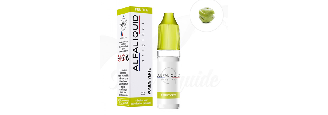 E liquide Alfaliquid